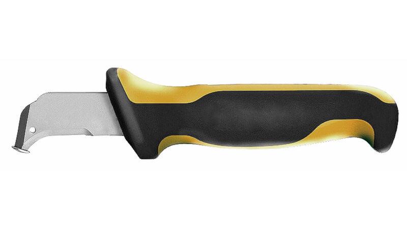 Специальный нож для снятия внешней изоляции кабеля