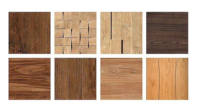 какие бывают деревянные панели