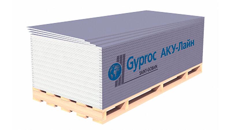 Gyproc AKU-Line армирован стекловолокном