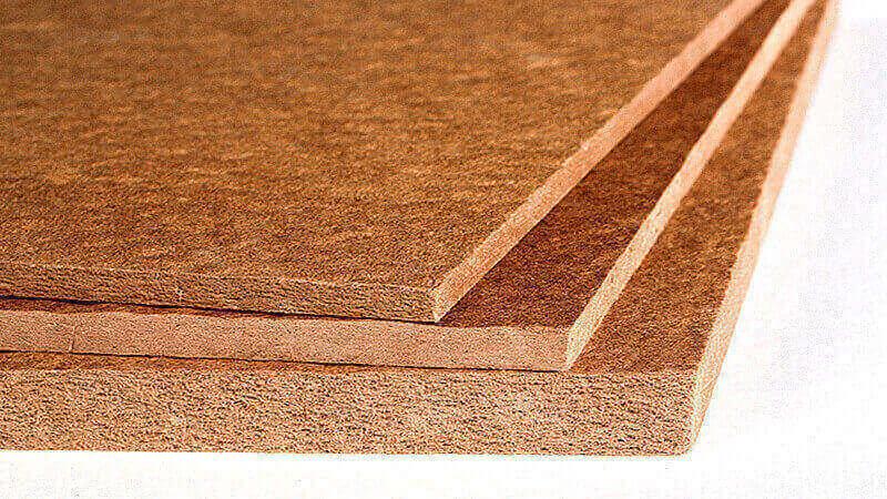 Плиты Изоплат из древесины хвойных пород